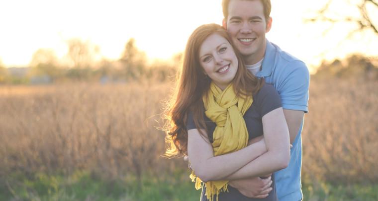 Chet + Karli : Engagement   Tulsa Engagement Photographer