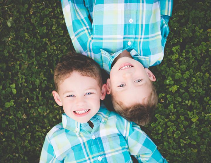 E Family | Tulsa Family Photographer