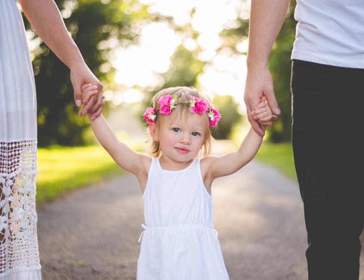 W Family : Tulsa Family Photographer