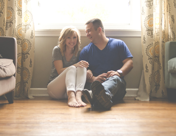Josh + Jess : Couples Lifestyle | Tulsa Lifestyle Photographer