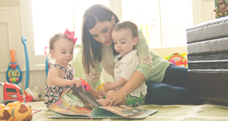 Megan : Mommy & Me   Tulsa Family Photographer