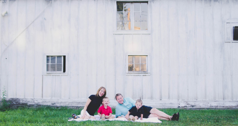 Illinois : My Family Vacation | Tulsa Lifestyle Photographer