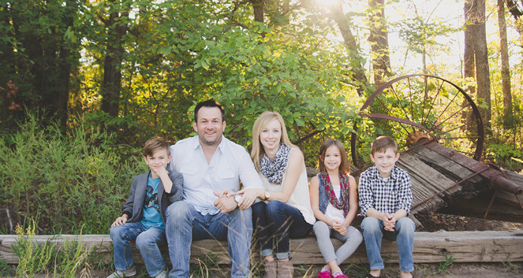 P Family | Tulsa Family Photographer