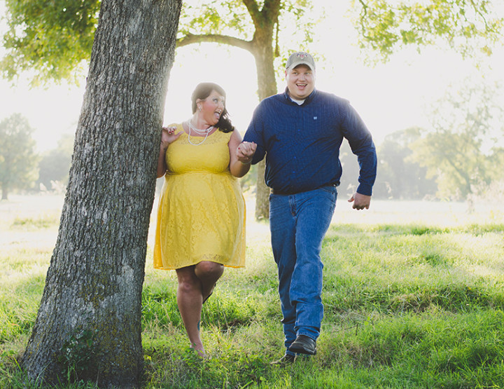 Roy + Amber : Engagement | Tulsa Engagement Photographer