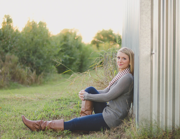 Brooke : Bixby Senior 2014 | Bixby Senior Photographer