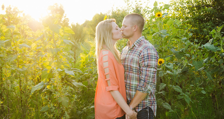 Jarryd + Kailea : Engagement | Tulsa Engagement Photographer