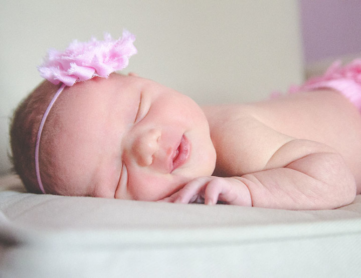 Stella : Newborn | Tulsa Newborn Photographer
