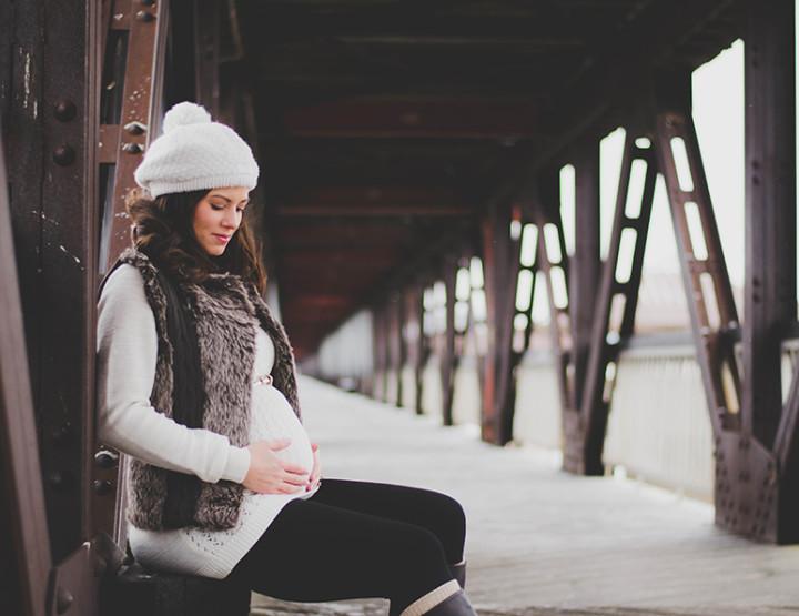 Kristen : Maternity | Tulsa Maternity Photographer