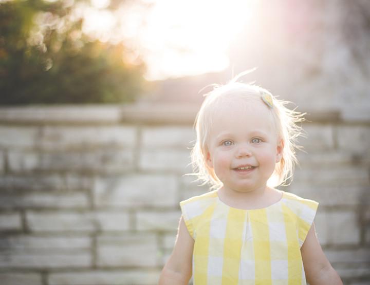 Simone : 1 Year | Tulsa Family Photographer