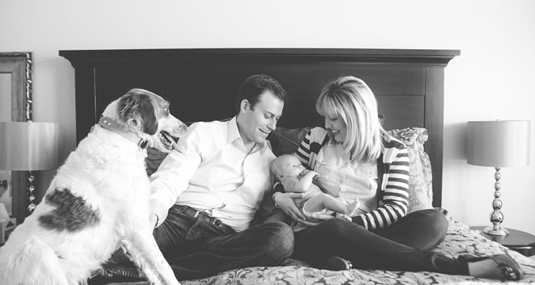 Reed : Newborn | Tulsa Newborn Photographer
