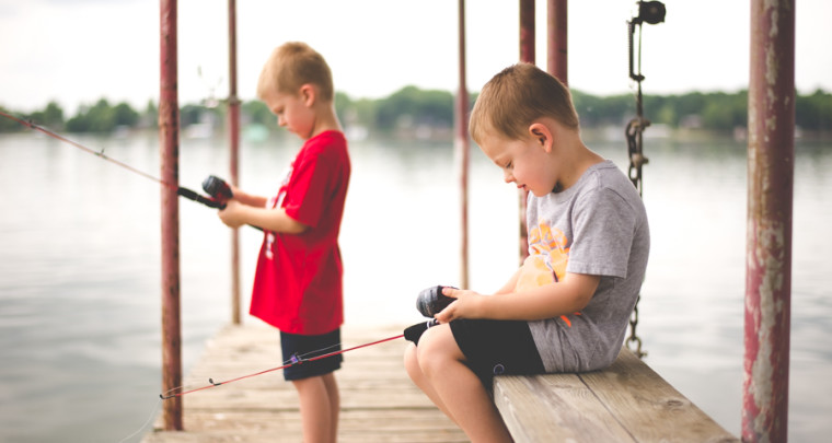 Fishin : Personal | Tulsa Photographer