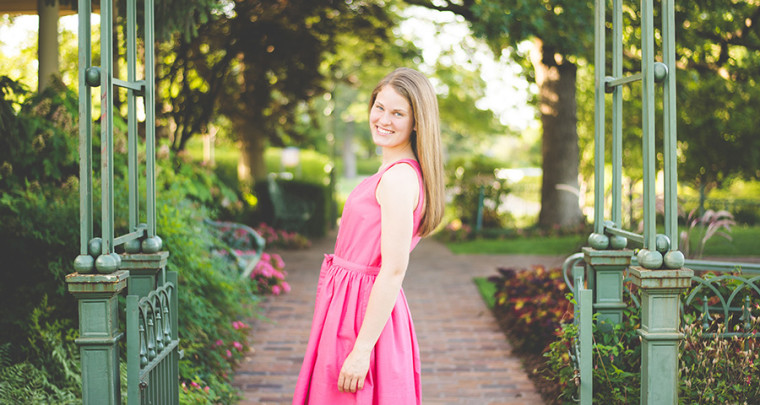 Erica : 2015 Senior | Tulsa Senior Photographer