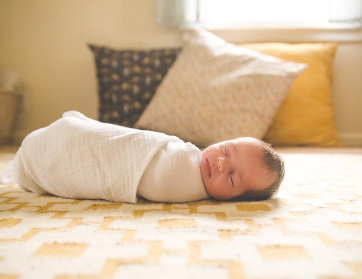 Elsie : Newborn | Tulsa Newborn Photographer
