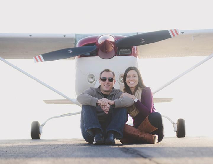 Kristy + Adam : Engagement | Tulsa Engagement Photographer