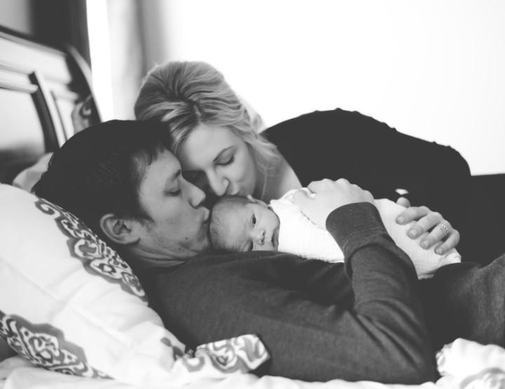 Lincoln : Newborn | Tulsa Newborn Photographer