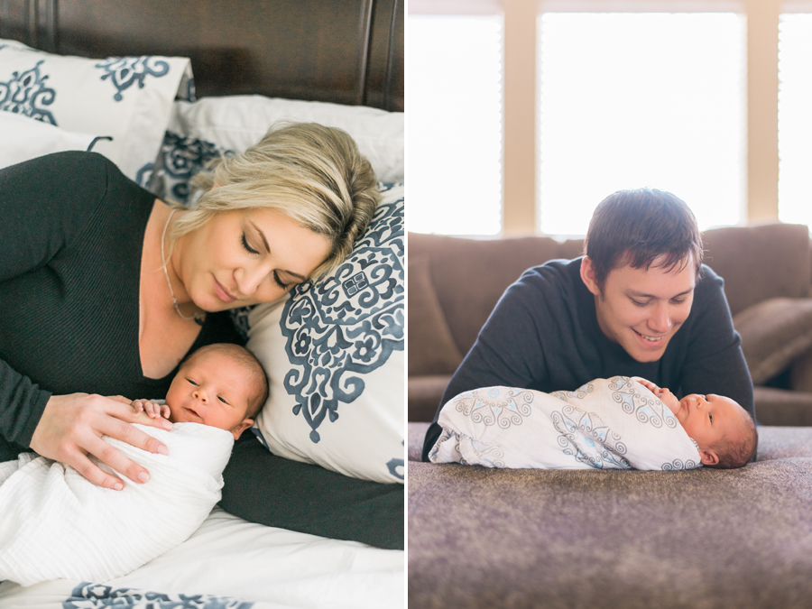 Newborn photographer tulsa