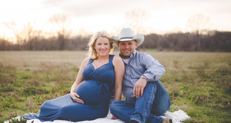 Rebecca : Maternity | Tulsa Maternity Photographer