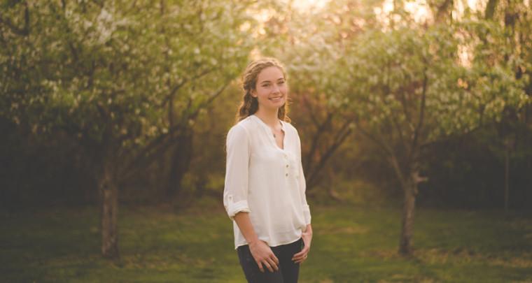 Anna : 2016 Senior | Tulsa Senior Photographer