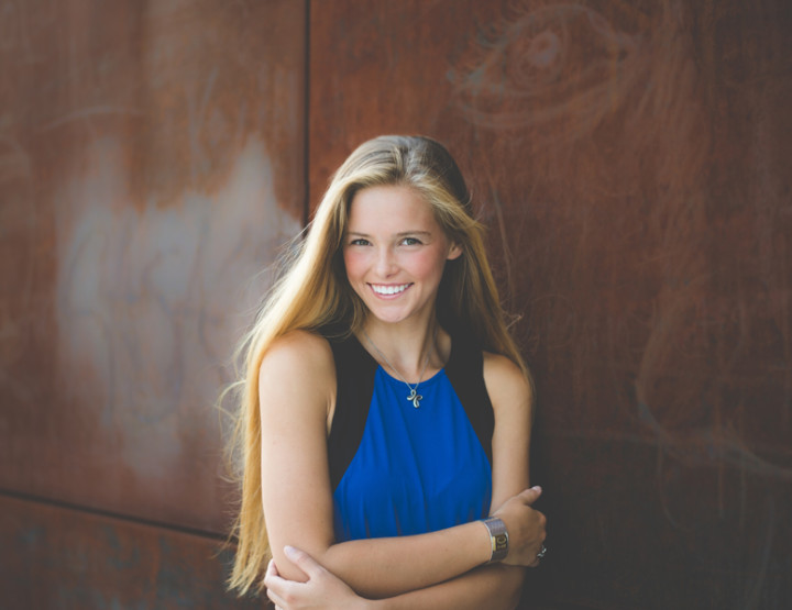 Cori Beth : Union High School | Tulsa Senior Photographer