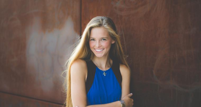 Cori Beth : Union High School | Tulsa Senior Photographer