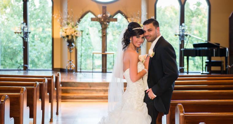 Matt + Tiffany : Wedding | Tulsa Wedding Photographer