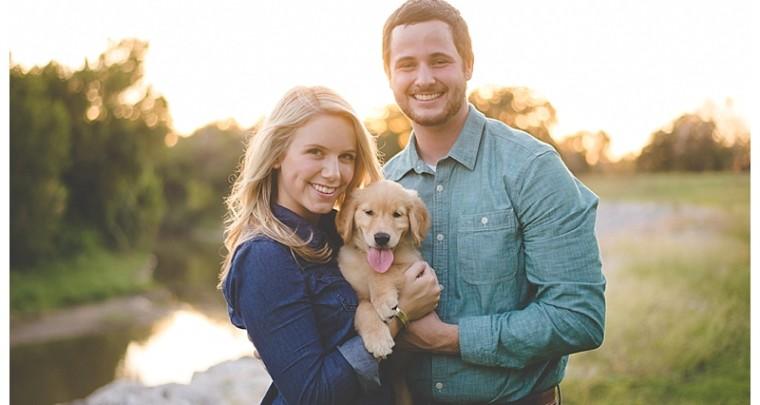 Connor + Sheridan : Engaged   Tulsa Engagement Photographer