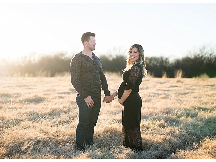 Bailey Maternity | Tulsa Maternity Photographer