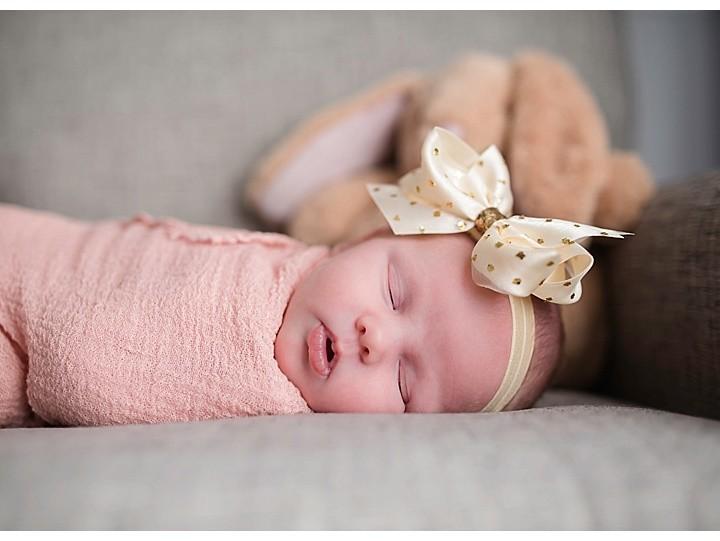 Belle : Newborn | Tulsa Newborn Photographer
