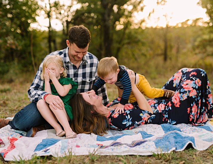 C Family | Tulsa Family Photographer