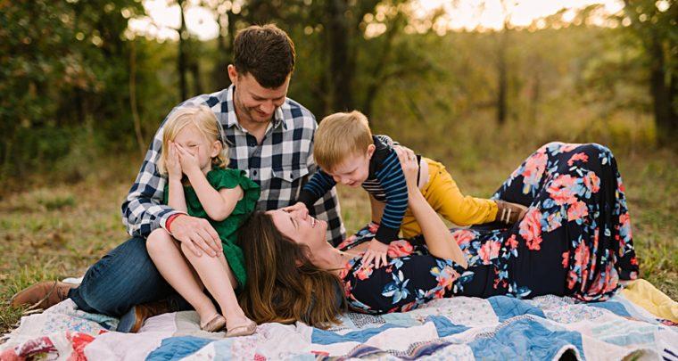 C Family   Tulsa Family Photographer