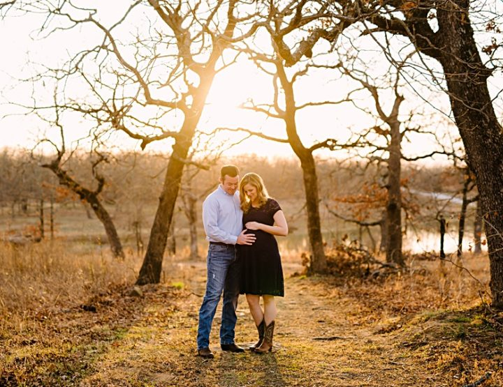 Rebekah Maternity | Tulsa Maternity Photographer