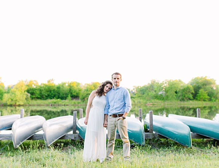 Evan + Abbey | Tulsa Wedding Photographer