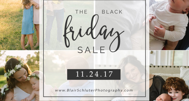 2017 Black Friday Specials